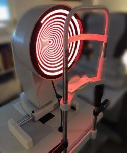 Topografia corneale - strumento diagnostico